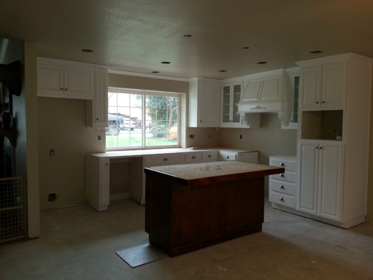 Remodel Project Paso Robles